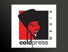 Cold Press Media website