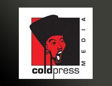 Cold Press Media website